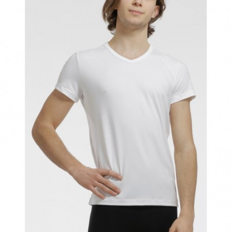 T-shirt OLIVER blanc