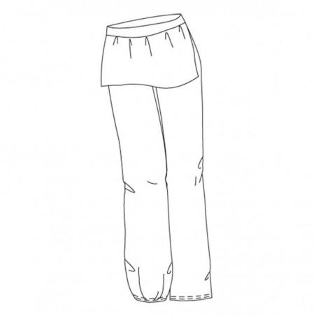 Pantalon avec jupe ZEST noir