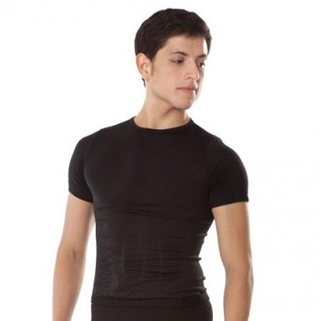 T-Shirt Rundschnitt 6363 schwarz