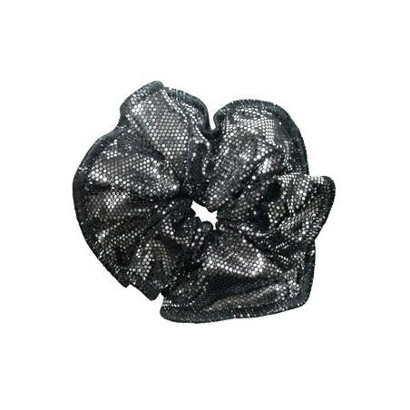 Haarband metallisiert lycra