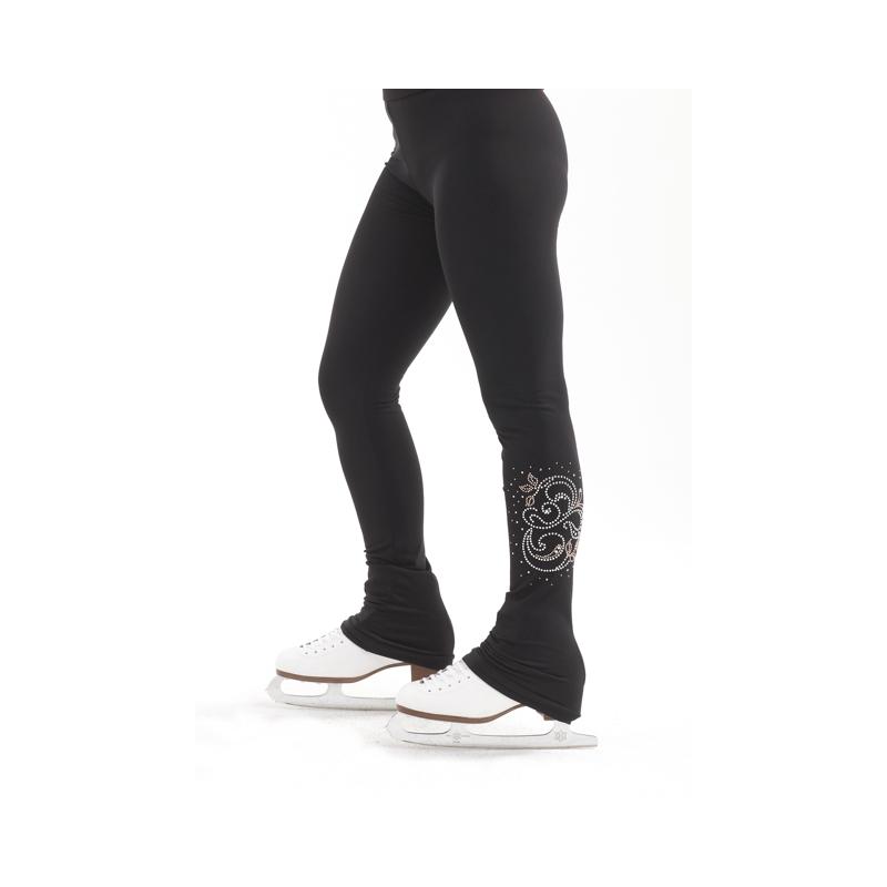 Pantalon patinage noir IM 5140