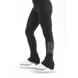 Pantalon patinage noir IM 5140