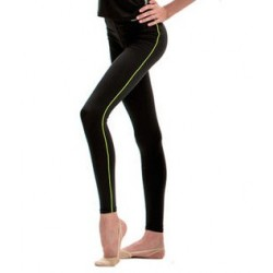 Leggings COLOR LINE gelb