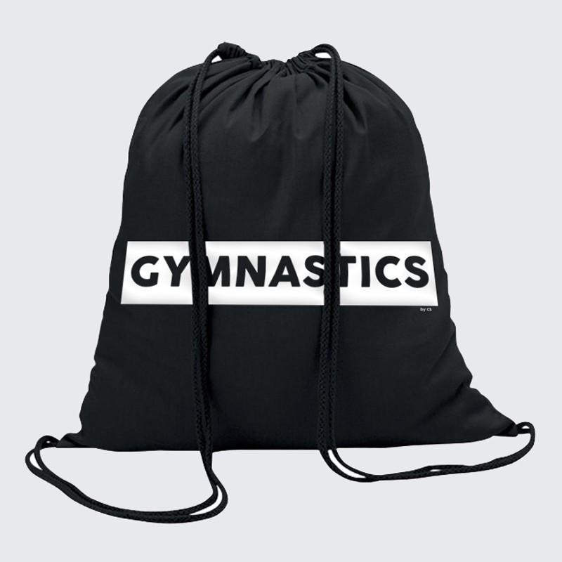 Rucksack GYMNASTICS schwarz