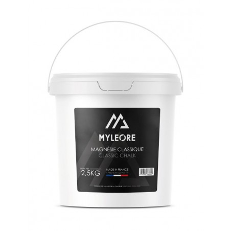 Eimer 2,5 kg magnesium pulver
