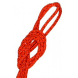 Cordes + fil argenté