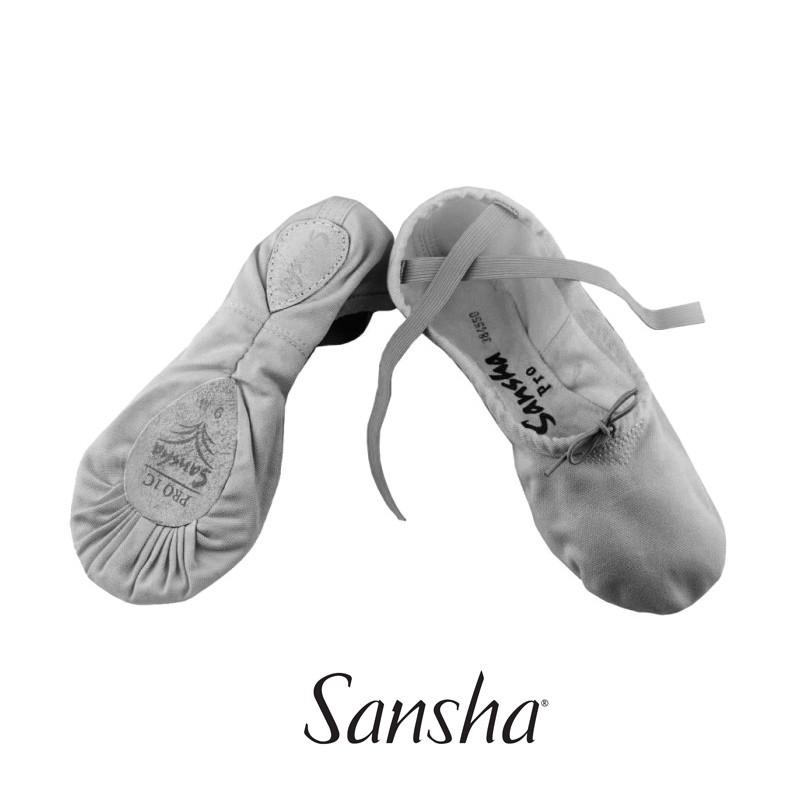 1C PRO demi-pointes SANSHA gris