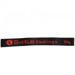 Elasti'ring 15kg schwarz