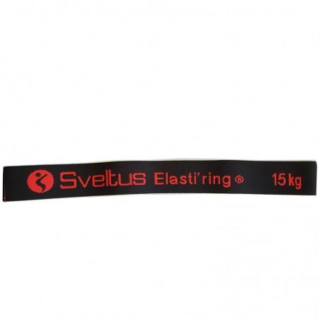 Elasti'ring 15kg noir
