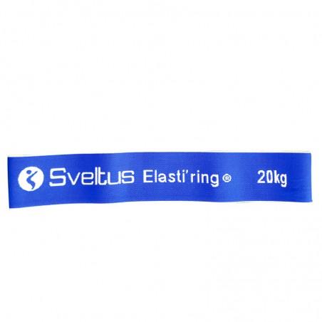 Elasti'ring 20kg bleu