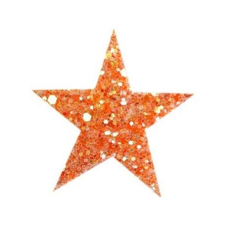 Barrette STARLIGHT orange
