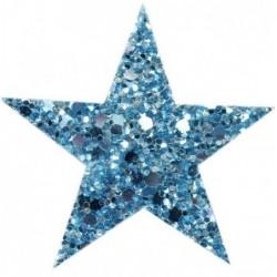 Barrette STARLIGHT azzurro