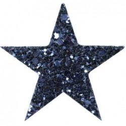 Haarspange STARLIGHT nachtblau