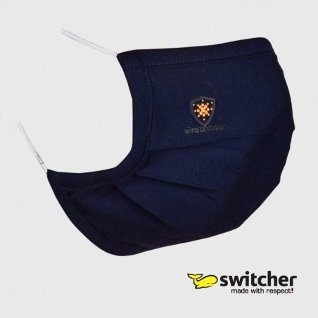 Switcher Viroarmour Maske Mund Nase Pleated