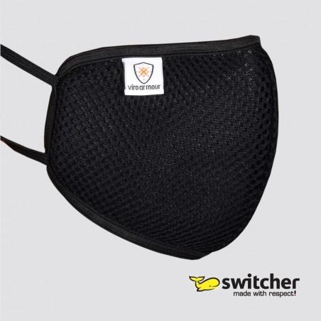 Switcher Viroarmour masque bouche nez Mesh