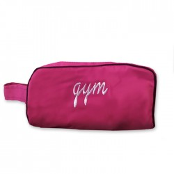 trousse - gym fuchsia