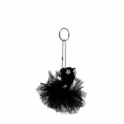 Porte-clés TUTU noir
