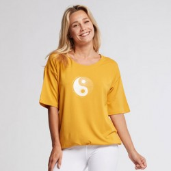 t-shirt tournesol AGATHE BALANCE