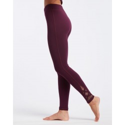 Leggings DETOUR blackcherry
