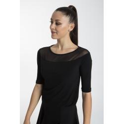 Ärmel T-Shirt IM6547 schwarz