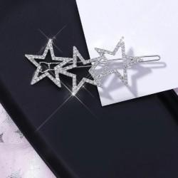 Haarspangen grosse Sterne