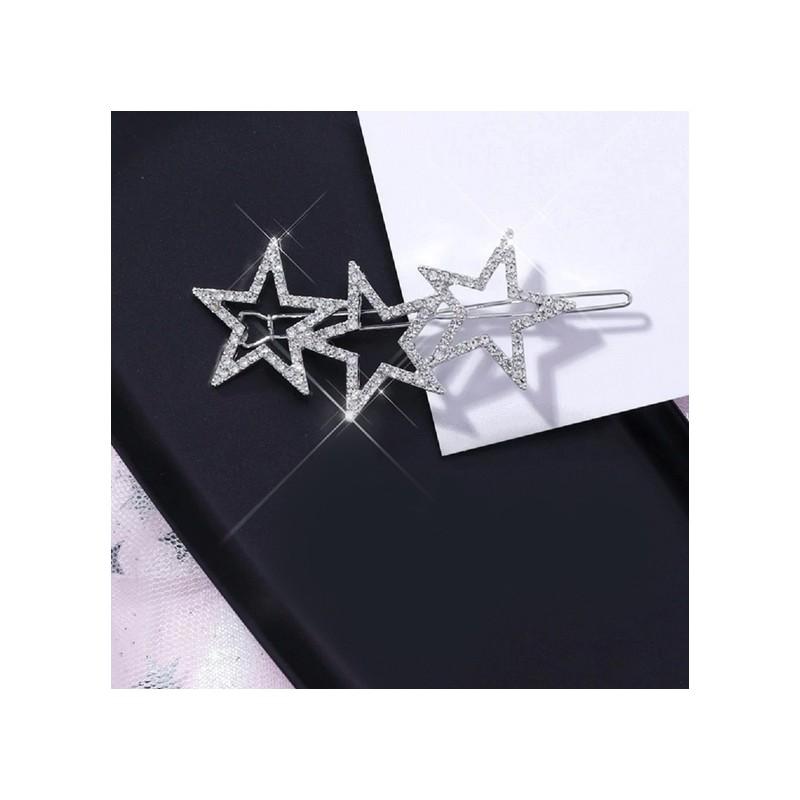 barrette étoiles grande