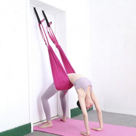 Yoga-gurt violett