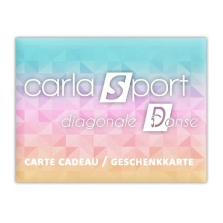 CARTE CADEAU GYM