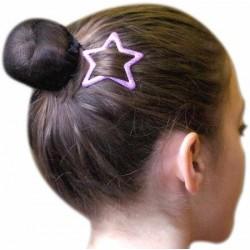 Haarspange BUTTERFLY weiss