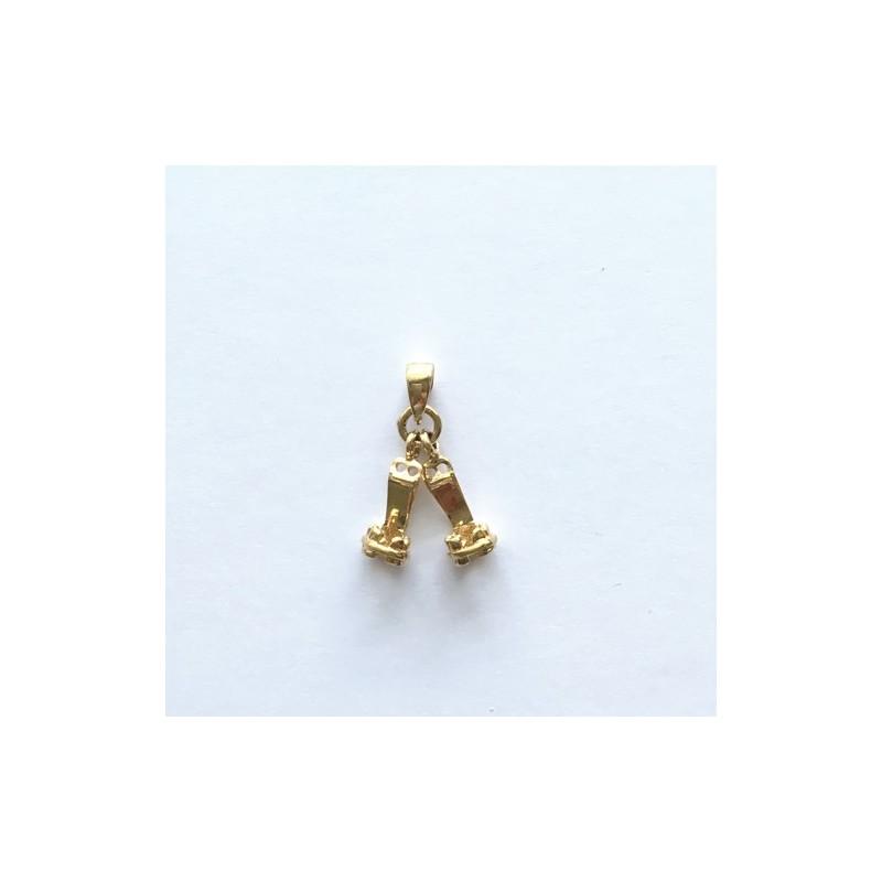 Handleder gold 3096/1