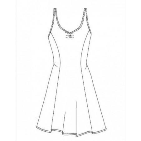 Kleid Veritable schwarz