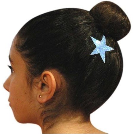 Barrette STARLIGHT blanc