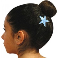 Barrette STARLIGHT noir