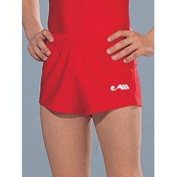 52 Short olympique rouge