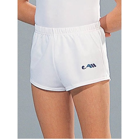 52 Short olympique blanc